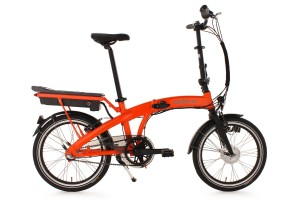 adore KS Cycling klapprad e bike test