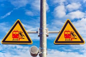 Verkehrsschild Gefahr