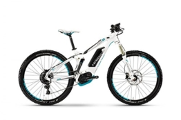 E-Bike Haibike XDURO FullLife 5.0 27,5' 11-G NX Bosch Performance CX, Rahmenhöhen:50, Farben:Weiß/Titan/Cyan -