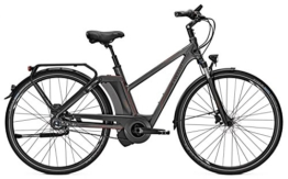 E-Bike Kalkhoff INCLUDE PREMIUM 8 17AH/36V Trapez Riemenantrieb div. Farben Freilauf, Rahmenhöhen:55;Farben:blackm -