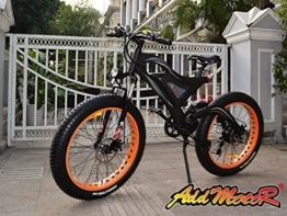 Addmotor electirc bike M-850 (Orange) -