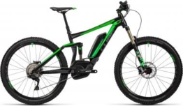 Cube Stereo Hybrid 140 Hpa Race 500 27.5 2016