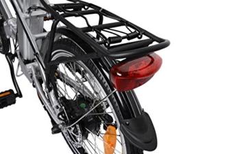 E-motos Alu Pedelec K20 Faltrad Klapprad E-Bike Elektro Bike -