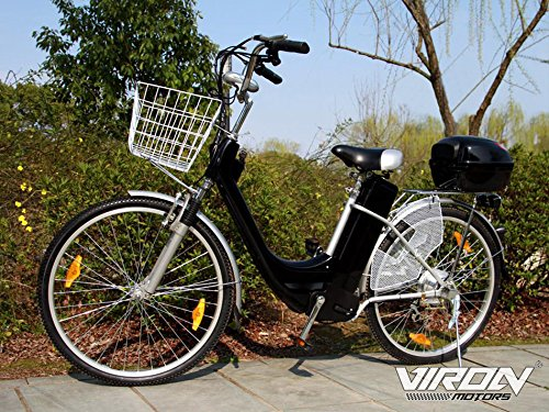 das viron motors elektrofahrrad im test. Black Bedroom Furniture Sets. Home Design Ideas