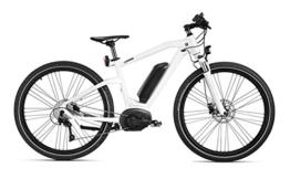 Original BMW Cruise e-Bike Fahrrad eBike Modell 2016 Frozen Brilliant White / Black Größe: M -