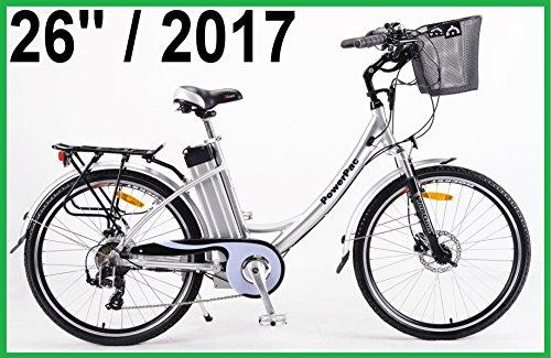 powerpac citybike mit 26 im test. Black Bedroom Furniture Sets. Home Design Ideas
