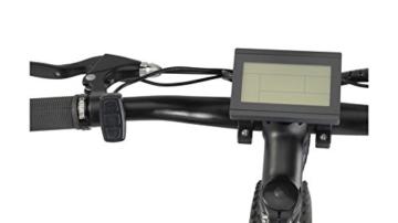 LLOBE E-Bike Mountainbike Bull, 26 Zoll, 7 Gang, Heckmotor, 374 Wh 66,04 cm (26 Zoll) -