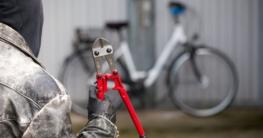 Fahrrad klauen