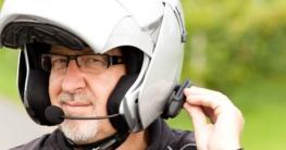 Bluetooth-Helm und Freisprechanlage