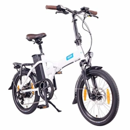 NCM London (+) E-Bike, E-Faltrad, 250W, 36V 15Ah/19Ah • 540Wh/684Wh Akku, 20