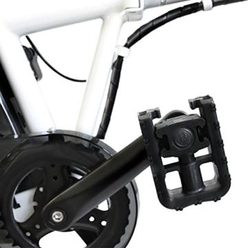 Nilox E-Bike X1 New, Elektrisches Fahrrad Faltend, Weis, One size - 7