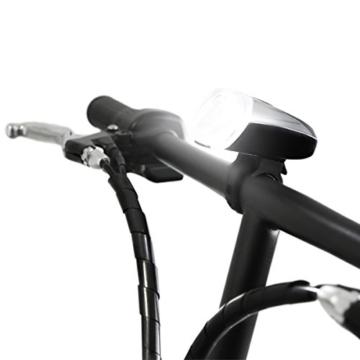 Nilox E-Bike X1 New, Elektrisches Fahrrad Faltend, Weis, One size - 8