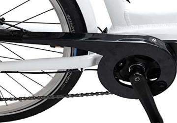 Powerpac Citybike Schutzabdeckung an Kette