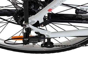 Powerpac Citybike Speichen