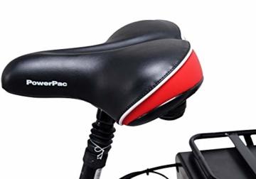 Powerpac Citybike Sitz